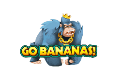 Netent Go Bananas logo