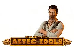 Play'n GO Aztec Idols logo
