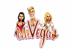 Betsoft Mr Vegas logo