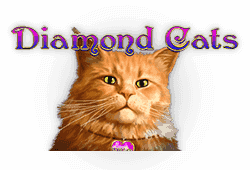 Play Diamond Cats bitcoin slot for free