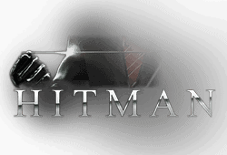Microgaming Hitman logo