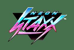 Netent Neon Staxx logo