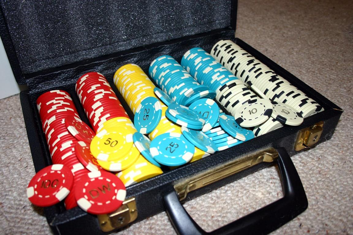 Bitcoin gambling win