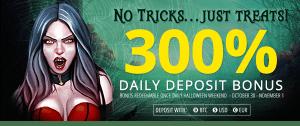 Bechain Halloween offer
