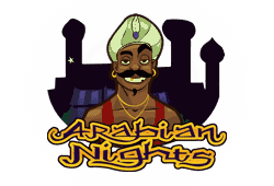 Play Arabian Nights bitcoin slot for free