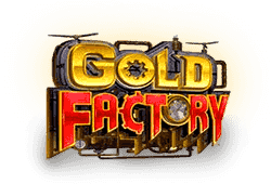 Microgaming Gold Factory logo
