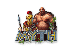 Play'n GO Myth logo