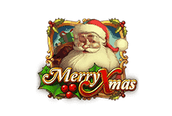 Play Merry Xmas bitcoin slot for free