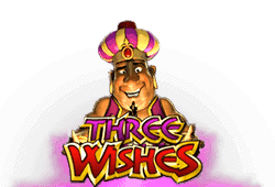 Play Three Wishes bitcoin slot for free