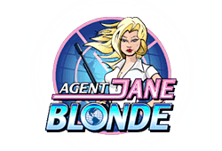 Microgaming Agent Jane Blonde logo