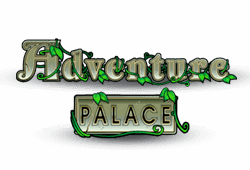 Microgaming Adventure Palace logo