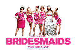 Play Bridesmaids Bitcoin Slot free slot