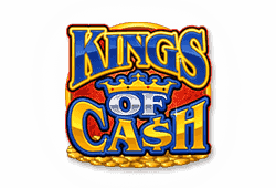 Play Kings of Cash Bitcoin Slot for free