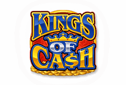 Microgaming Kings of Cash logo