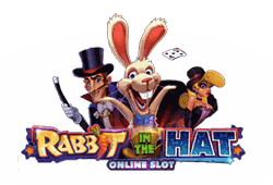 Play Rabbit in the Hat Bitcoin Slot for free