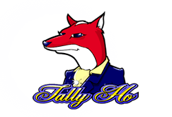 Microgaming Tally Ho logo