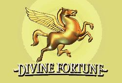 Netent Divine Fortune logo
