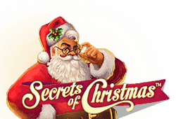 Netent Secrets of Christmas logo