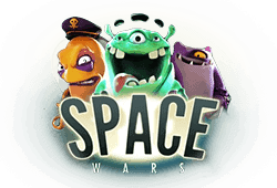 Netent Space Wars logo