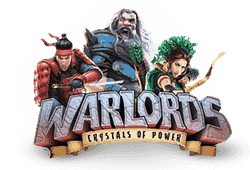Netent Warlords: Crystals of Power logo
