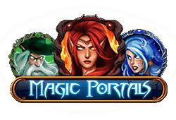Netent Magical Portals logo