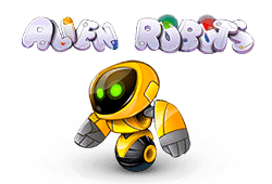 Play Alien Robots Bitcoin Slot for free