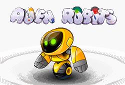 Netent Alien Robots logo