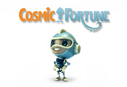 Play Cosmic Fortune Bitcoin Slot for free