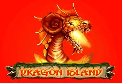 Netent Dragon Island logo