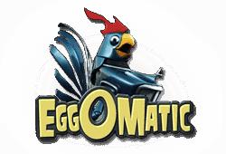 Play EggOMatic Bitcoin Slot for free