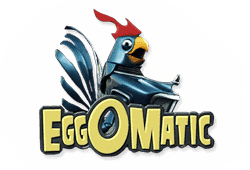 Play EggOMatic Bitcoin Slot for free