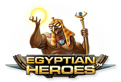 Play Egyptian Heroes Bitcoin Slot for free