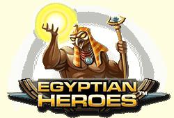 Netent Egyptian Heroes logo