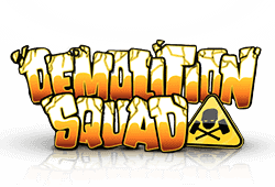Netent Demolition Squad logo