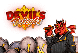 Netent Devil's Delight logo