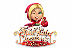 Netent Fairytale legends: Red Riding Hood logo