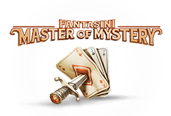 Netent Fantasini: Master of Mystery logo