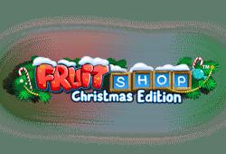 Netent - Fruit Shop Christmas Edition slot logo