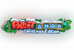 Netent Fruit Shop Christmas Edition logo