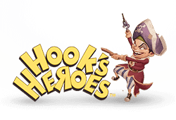 Play Hook's Heroes Bitcoin Slot for free