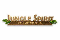 Netent Play Jungle Spirit: Call of the Wild logo