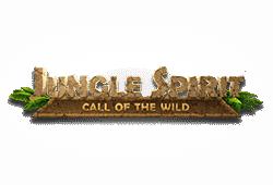 Netent Play Jungle Spirit: Call of the Wild logo