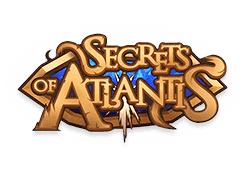 Netent Secrets of Atlantis logo