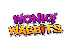 Netent Wonky Wabbits logo