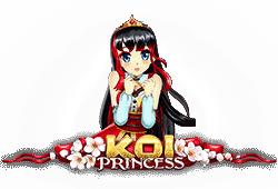 Netent Koi Princess logo
