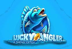 Netent - Lucky Angler slot logo