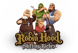Netent Robin Hood Shifting Riches logo