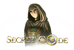 Netent The Secret Code logo