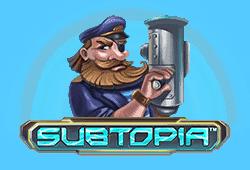 Netent Subtopia logo