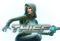 Netent Thief logo